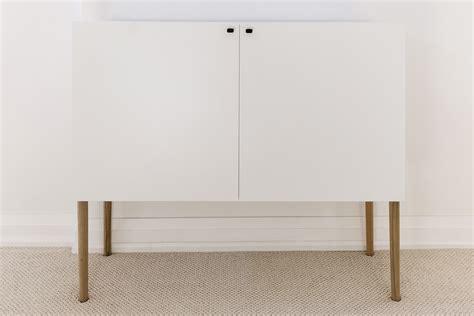 ikea hack sideboard ikea besta hack scandinavian sideboard cabinet happy