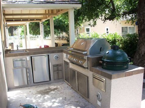 back yard kitchen ideas outdoor kitchen layout how to welcome the better homesfeed