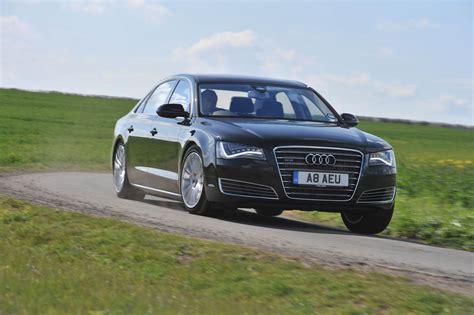 Audi A8 L W12 by 2012 Audi A8 L W12 Review Evo
