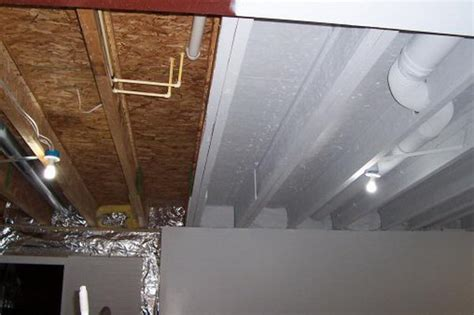 spray painting unfinished basement ceiling 20 cool basement ceiling ideas hative