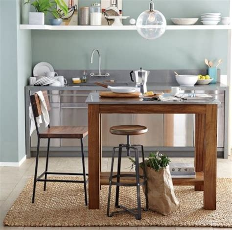 dining table kitchen island find the best kitchen island cart for your home a buying guide photos huffpost