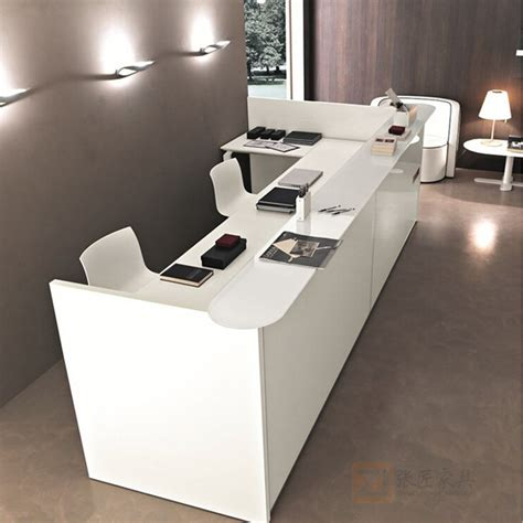 desks home office modern front guangdong office furniture modern fashion plate cashier