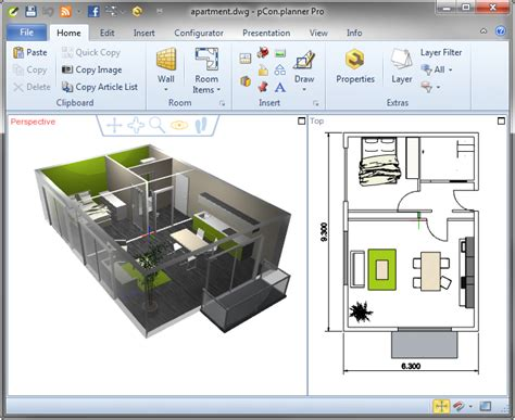 Floor Plan Layout Software pcon planner 6 4 released pcon blog