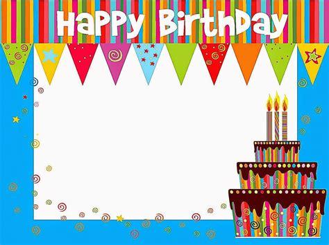 how to make happy birthday cards happy birthday cards to print cloveranddot