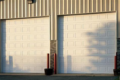 overhead sectional door thermacore sectional steel doors 594