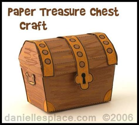 treasure chest craft for paper treasure chest bible craft for sunday school bible