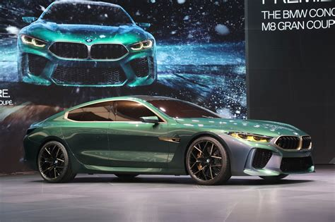 M8 Gran Coupe by Top Bmw Designer Talks M8 Gran Coupe Future Styling