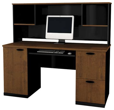 black office desk with hutch black office desk with hutch black desk with hutch