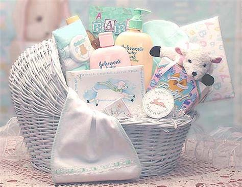 gift for baby newborn baby blue bassinet gift collection new baby gift