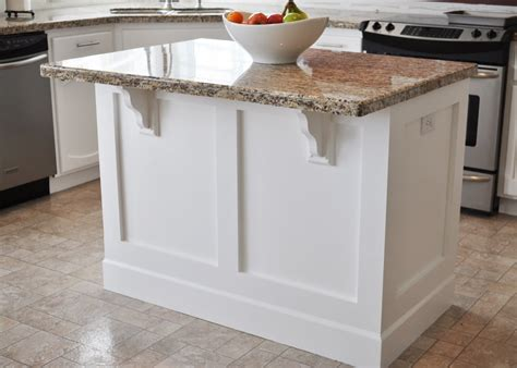 Premade Kitchen Island the dizzy house house 1