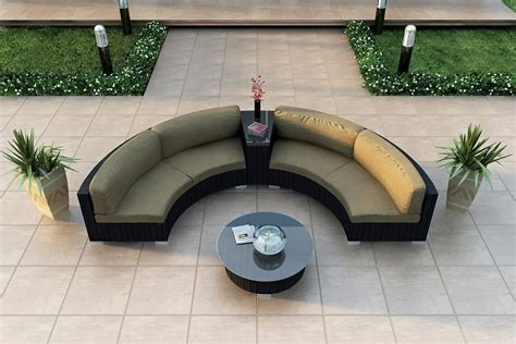 outdoor sofa sectional modern wicker sectional outdoor sofa sets curved outdoor sofa