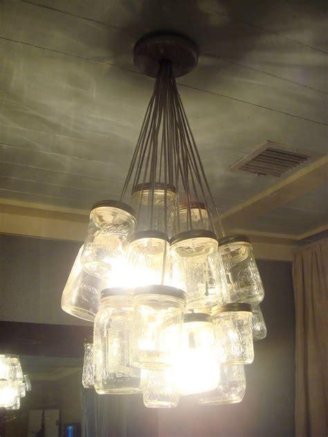 light chandelier diy ordinary diy jar chandelier must do