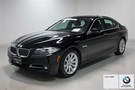 Certified Pre Owned Bmw by Certified Pre Owned 2015 Bmw 5 Series 535i Xdrive 4dr Car