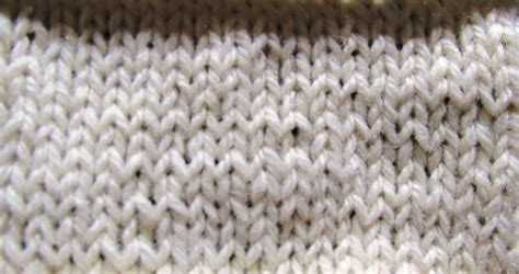 different types of stitches knitting the knit stitch is one of the knitting stitches to