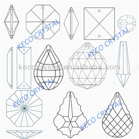 chandelier spares k9 quality chandelier parts keco is the