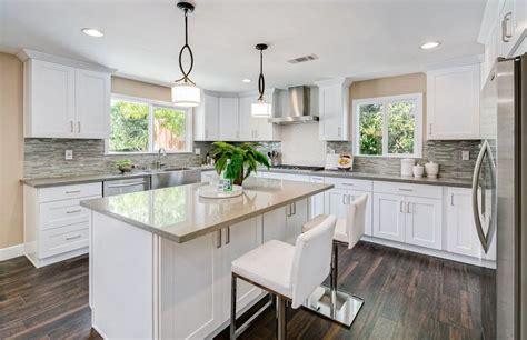 kitchen designing ideas 27 beautiful white contemporary kitchen designs