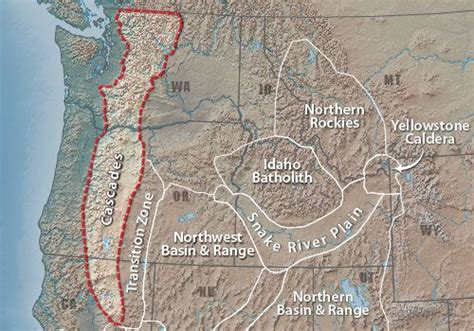 cascade range the cascade range is part of a vast mountain chain that extends from