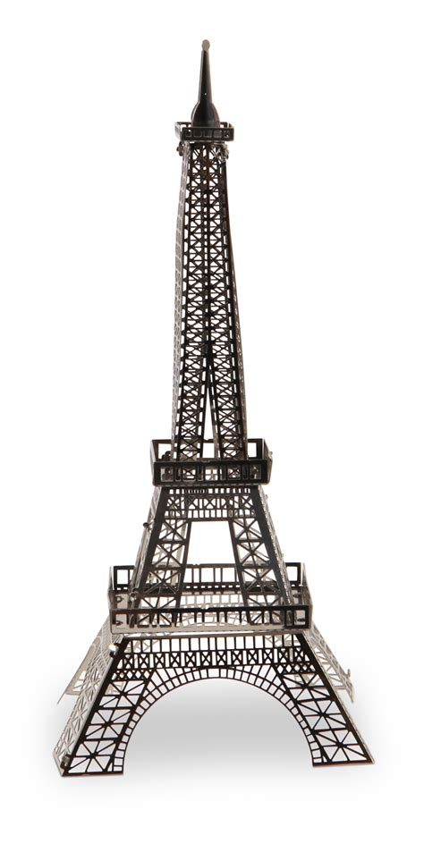 home of the eifell tower metal earth eiffel tower