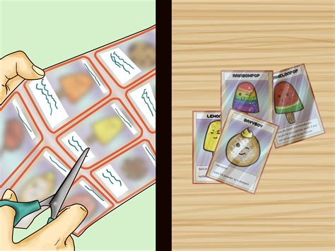 make a trading card 3 ways to make your own trading cards wikihow