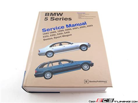 auto repair manual online 2003 bmw 5 series parking system ecs news bmw e39 5 series bentley service manuals