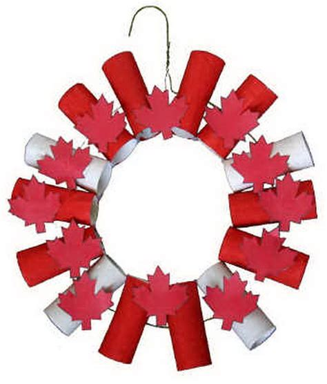 canada day crafts for canada day and white craft ideas family net