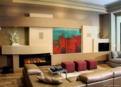 tv panel design automated sliding panel tv cover custom media wall design