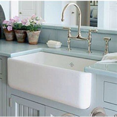 farmhouse sink porcelain kitchen