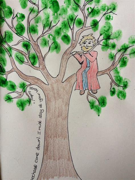 zacchaeus crafts for zaccheus tree craft for sundaycraft
