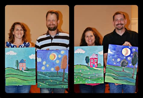 paint nite couples the jackie date couples painting