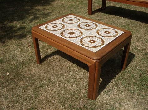 retro glass coffee table retro tiled coffee table coffee table design ideas