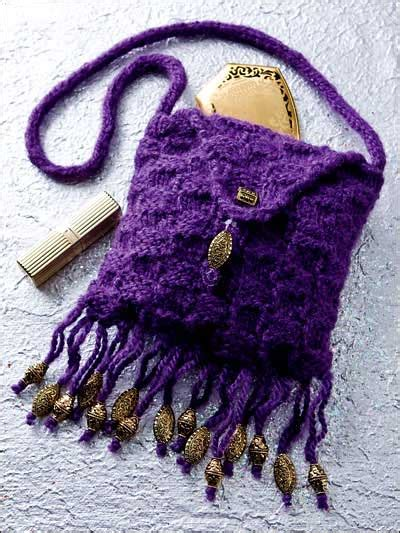 knit accessories patterns free knitting accessories beaded basket weave bag