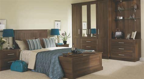 modular bedroom furniture systems walnut effect modular bedroom furniture system