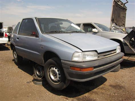 1989 Daihatsu Charade by Junkyard Find 1989 Daihatsu Charade Cls The About