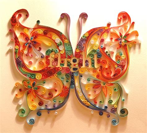 paper quilling craft beautiful quilling patterns learn paper quilling