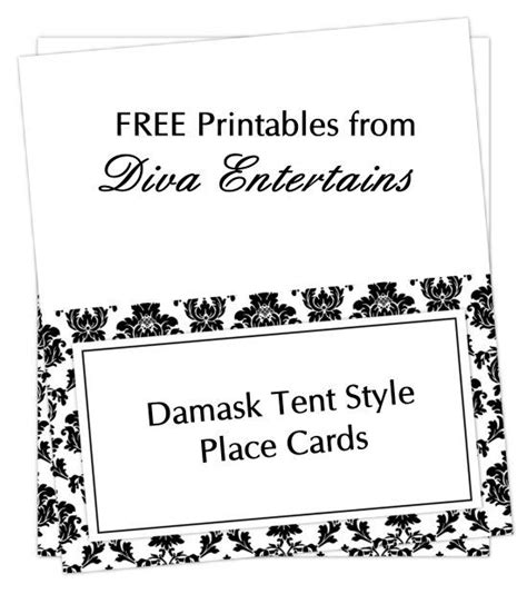 how to make tent cards in word 2010 table tent template out of darkness