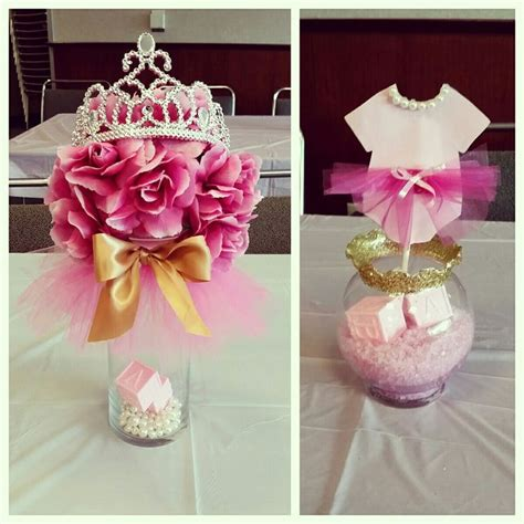25 best ideas about baby shower centerpieces on