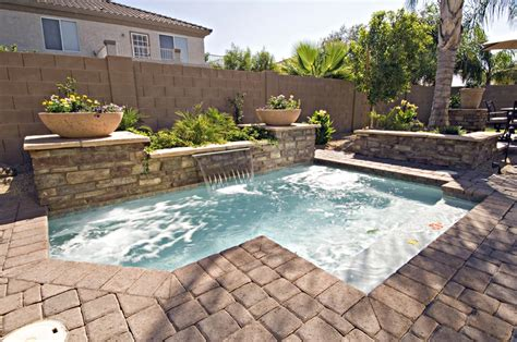 backyard inground pool designs inground pool for small backyard backyard design ideas