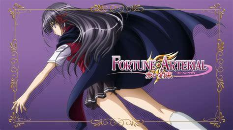 fortune arterial momentum anime the anime fortune arterial episode 08