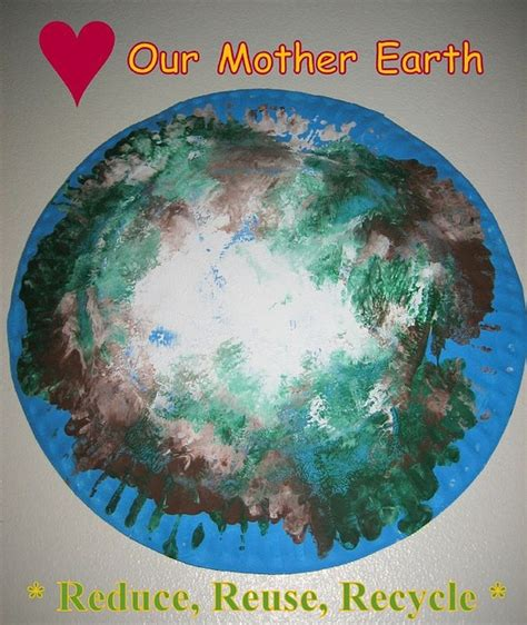 earth day paper crafts paper plate earth day craft crafts activities