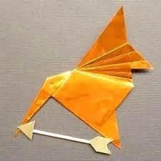 origami mockingbird hunger mockingjay origami