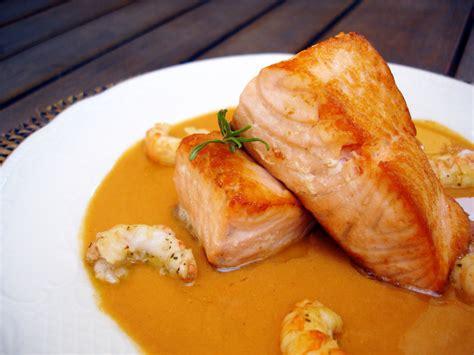cocinar salm n salm 243 n con gambas del mol 237 dels fanals mejor restaurante