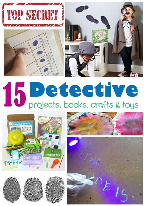 Best 25 Detective Crafts Ideas On Secret