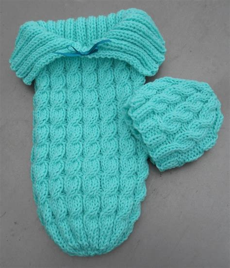 knitted baby pattern free knitted baby cocoons the whoot