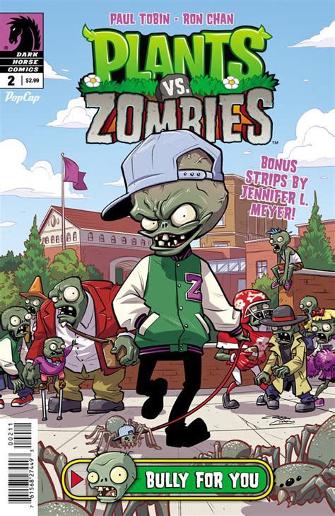 plants vs zombies volume 3 bully for you preview plants vs zombies bully for you 2 all comic
