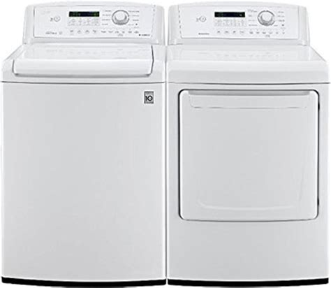 Top 10 Best Washers and Dryers in 2017 Reviews