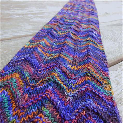 zig zag knitting pattern ravelry zig zag scarf 3 ways pattern by stitchnerd designs