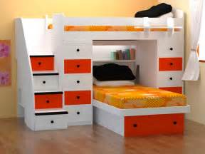 bunk bed ideas small room loft bed optimizing the space of small rooms small