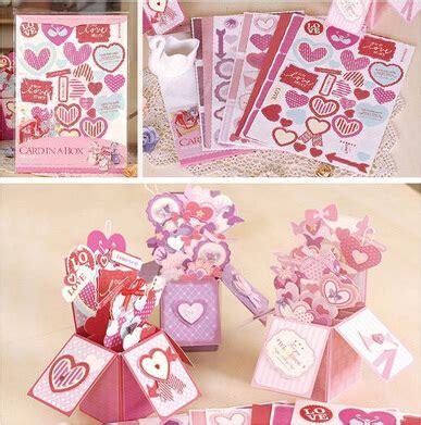 diy step up box aliexpress buy sweet pop up box card