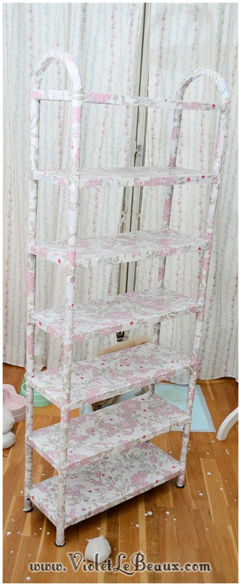 decoupage shelves how to decoupage shelves home sweet home violet