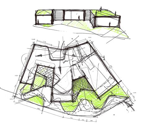 Floor Plan Plus gallery of day care center for elderly people francisco